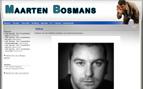Maarten Bosmans - www.maartenbosmans.be
