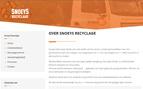Snoeys Recyclage | Brecht - Containerdienst, recyclage, plaatsen en verwerken van afvalcontainers, grond- en afbraakwerken - www.snoeysrecyclage.be