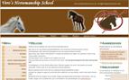 Vero's Horsemanshipschool - www.horsemanshipschool.be