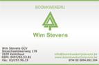 Boomkwekerij Wim Stevens - www.boomkwekerijstevens.be