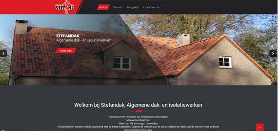 Stefandak - Algemene dak- en isolatiewerken - Gespecialiseerd in Sarkingisolatie - www.stefandak.be